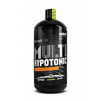 Изотоники BioTech Multi Hypotonic Drink, 1 литр Апельсин