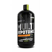 Изотоники BioTech Multi Hypotonic Drink, 1 литр Лимон