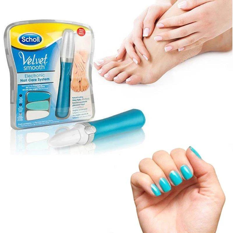 Электрическая пилка для ногтей Scholl (Реплика)