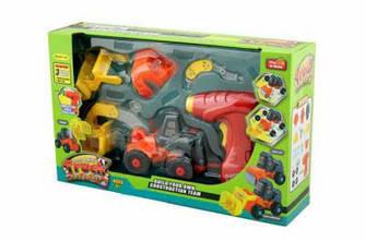 Конструктор 661-187, развивающая игрушка, подарок для ребенка