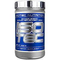 Изотоники Scitec Isotec, 1 кг Апельсин