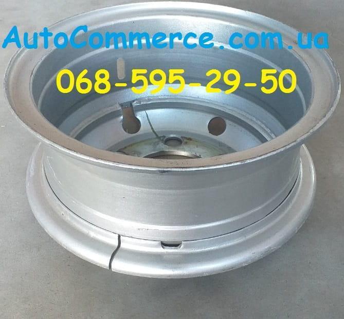 Диск колесный FAW 1051, 1061 ФАВ усиленный (R16', 6.00, 12-мм)
