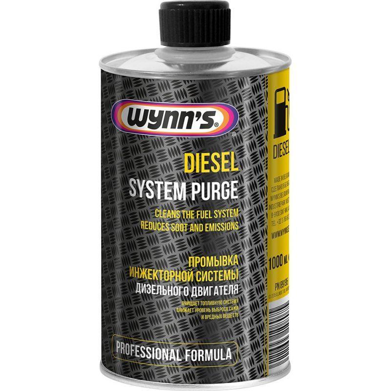 Очиститель дизельной системы WYNN'S Diesel System Purge W89195 1L