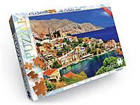 Пазли на 500 елементів Rhodes Greece Danko Toys С500-11-08