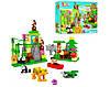 Конструктор JDLT 5285 зоопарк, развивающая игрушка, подарок для ребенка, фото 2