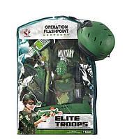 Детский костюм военного M012A Elite Troops Отличный набор для игр на свежем воздухе