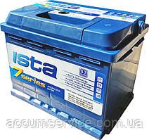 Акумулятор IСТА 7 SERIES 6СТ - 60 А2 Евро 600А(EN)