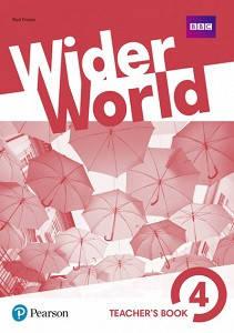 Wider World 4 Teacher's Book+MEL+Online Homework+DVD