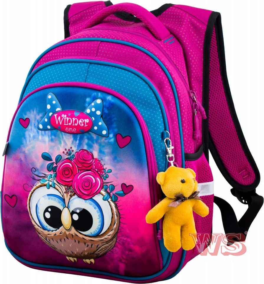 Рюкзак шкільний для дівчат Winner One R2-162