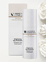 Осветляющий дневной крем с SPF 20 - Fair Skin Brightening Day Protection Janssen Cosmetics 100 мл