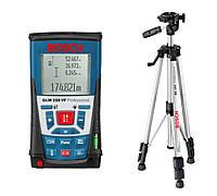 Дальномер лазерный Bosch GLM 250 VF + BS150