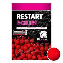Бойлы LK Baits Wild Strawberry 18mm 1kg