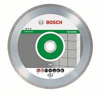 Круг алмазный Bosch Standard for Ceramic 125 x 22,23 x 1,6 x 7 mm
