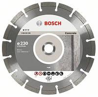 Круг алмазний Bosch Standard for Concrete 230 x 22,23 x 2,3 x 10 mm
