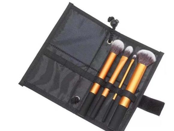 Набір кистей для макіяжу Naturalove — Core Collection