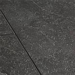 Вініловий ламінат Quick Step колекція Ambbient Click Декор Сланець чорний, фото 2