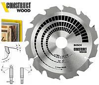Пильный диск Bosch Construct Wood 160 мм 12 зуб.