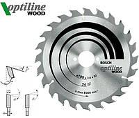 Пильный диск Bosch Optiline Wood 190 мм 24 зуб.