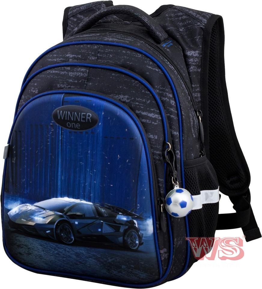 Рюкзак шкільний для хлопчиків Winner One R2-169