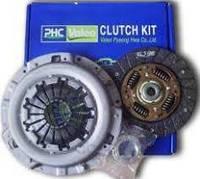 Сцепление (корзина, диск, подшипник) на Ланос 1,5. Valeo DWK-004 (Эконом)