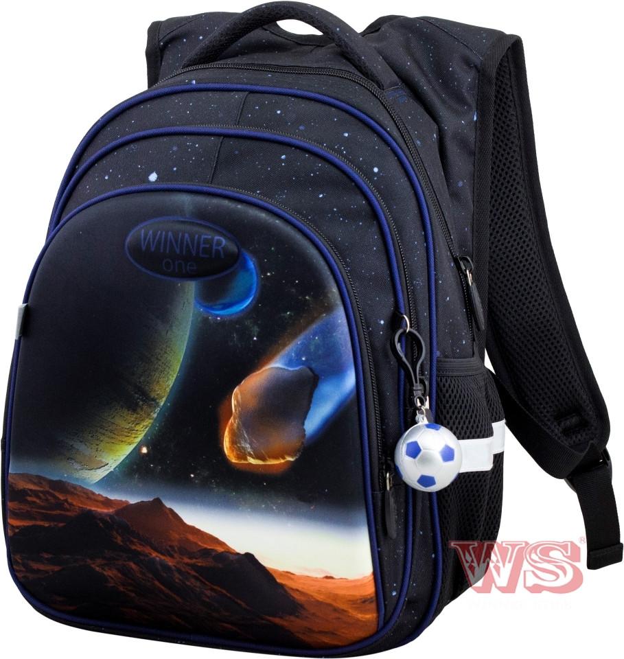 Рюкзак шкільний для хлопчиків Winner One R2-170