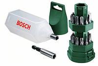 Набор бит Bosch 24 шт + магнитный держатель