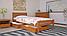 Кровать деревянная Роял односпальная, фото 3