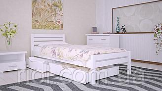Ліжко дерев'яна Роял односпальне