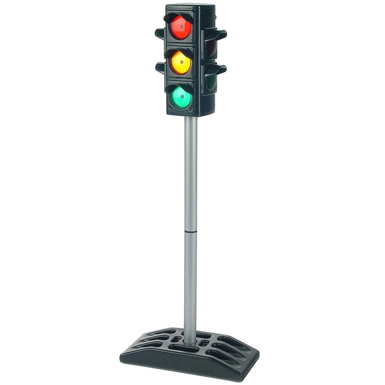 Дитячий іграшковий світлофор Klein 2990 72 см функціональний для дітей