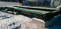 Бесфундаментные автомобильные весы - 8 м , на 40 тонн.(металлическая платформа)