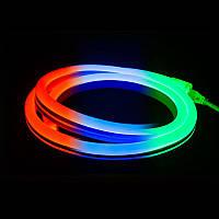Светодиодный неон RGB 12в -PROFESSIONAL 6X12