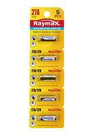 Алкалінова (лужна) батарейка Raymax 27A 12V