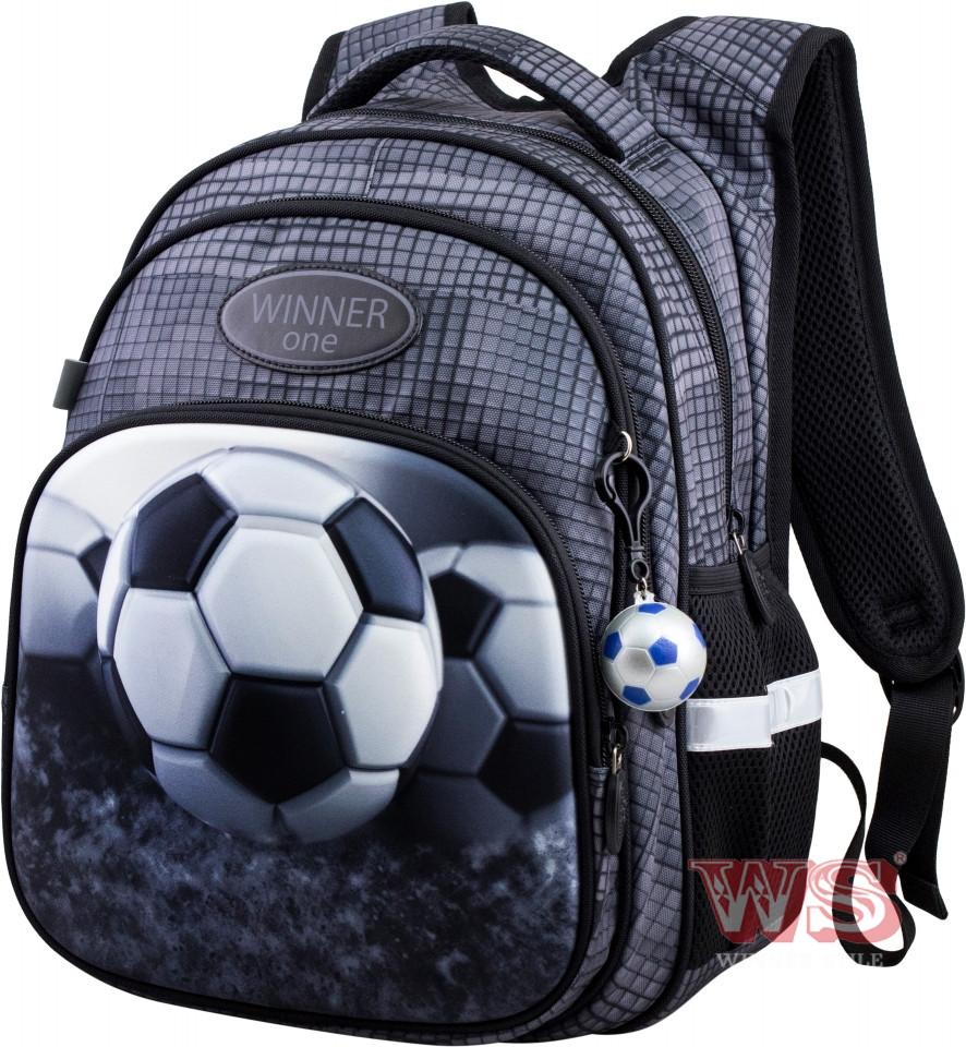 Рюкзак шкільний для хлопчиків Winner One R3-224