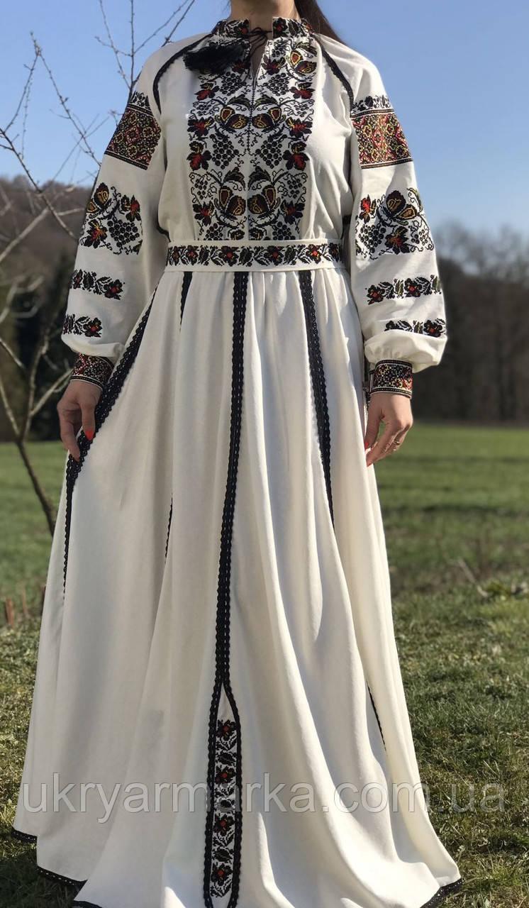 """Вишита сукня """" Святковий настрій"""""""