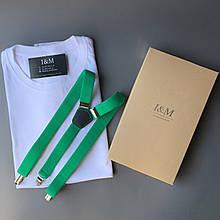 Набір I&M футболка Craft і підтяжки для штанів (120103)