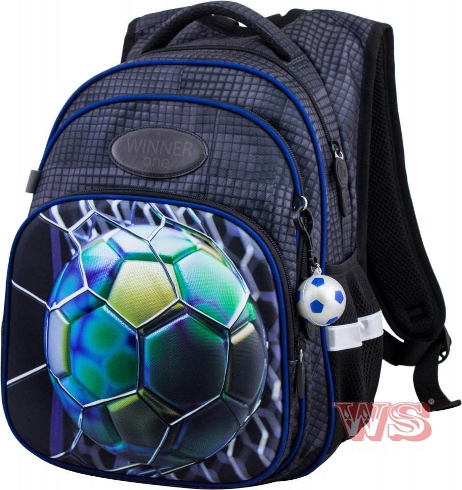 Рюкзак шкільний для хлопчиків Winner One R3-226