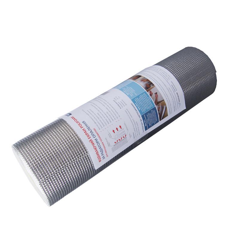 Отражающий экран Polifoam (Полифом) за радиаторы отопления 0,55 х 5м