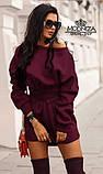 """Платье мини из трикотажа с корсетом """"Aysel"""".Распродажа, фото 8"""