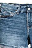 Джинсовые женские шорты   H&M, фото 2