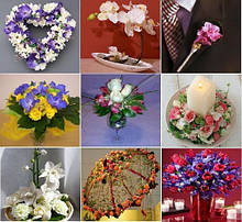 Флористика, декор, рукоделие