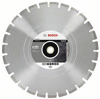 Круг алмазный Bosch Best for Asphalt 350 x 30/25,40 x 3,2 x 8 mm