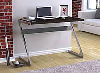 Компьютерный стол лофт Z-110 Loft design Венге Корсика, фото 1
