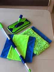 Швабра для сухой и влажной уборки