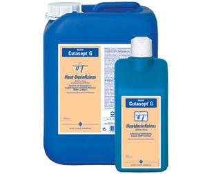 Дезінфектант Кутасепт Г для шкіри 1 л, фото 2