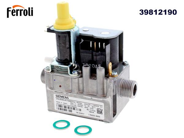 Газовий клапан Ferroli Domicompact, Domitech, Divatop, Diva, Domina - 39812190
