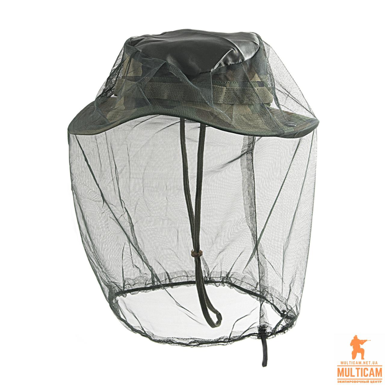 Сетка противомоскитная Helikon-Tex® Mosquito Net - Polyester Mesh - Olive Green