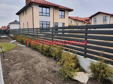 Забор Ранчо 130мм Гарантия 10лет, фото 2