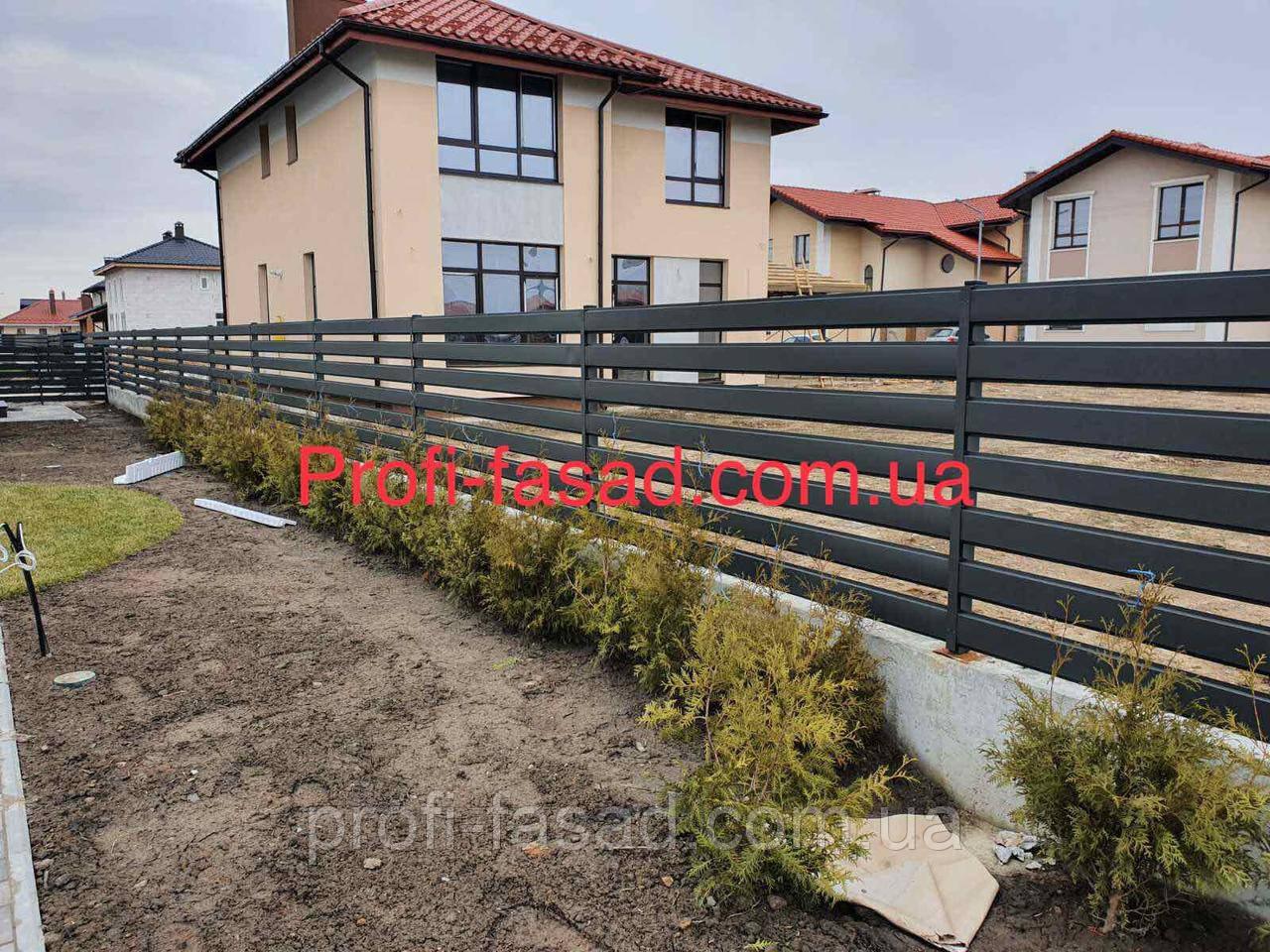 Забор Ранчо 130мм Гарантия 10лет
