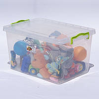 23л Контейнер для игрушек Lux №9 23 л