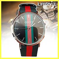 Женские стильные наручные часы Gucci